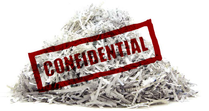 Image result for SHREDDING
